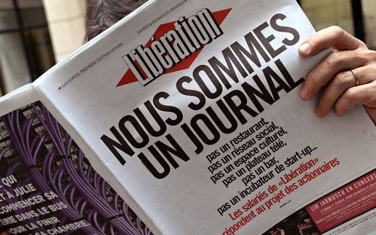 Best online newspapers published from French