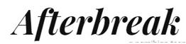 Afterbreak Mag