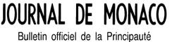 Journal De Monaco